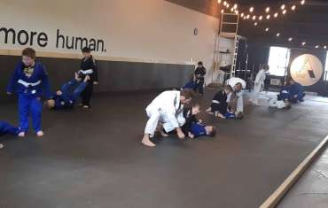 Little Monsters BJJ